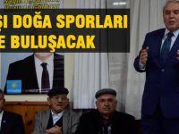 GERDER VADİSİ DOĞA SPORLARI MERKEZİ OLACAK