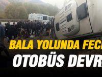 Bala Yolunda kaza