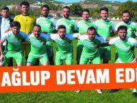 GÖLBAŞI BELEDİYESPOR'DAN BEYPAZARI'NDAN 3 PUAN ALDI
