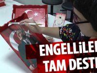 ENGELLİ DOSTU 'GÖLBAŞI BELEDİYESİ'