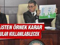 Meclisten Türkiye'ye örnek olacak çevreci karar