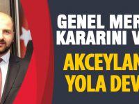 Selim Akceylan tek aday