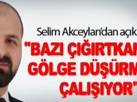 """Selim Akceylan; """"Sosyal medya çığırtkanları"""""""