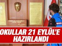 GÖLBAŞI BELEDİYESİ 21 EYLÜL ÖNCESİ OKULLARI DEZENFEKTE ETTİ
