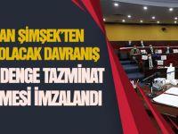 Başkan Şimşek'ten memurlara %100 Müjde