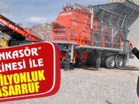 Gölbaşı Belediyesi'den 5 milyon'luk TL tasarruf