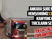 Cengiz Koç  TürkiyeKamyoncular ve Tırcılar Derneği'ninAnkaraŞube başkanı oldu