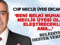 Ercan Şimşek; Yatırımlar 1 yıl sonra da devam edebilir'