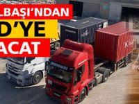 Gölbaşı'ndan ABD'ye ihracat