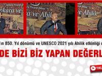 Ankara ve Ahilik paneli düzenlendi