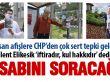 CHP'den korsan afişe sert tepki