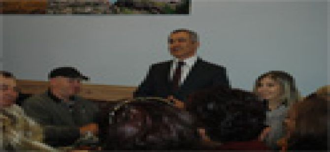 """CHP Örgütünden """"Anlamlı"""" Program.."""